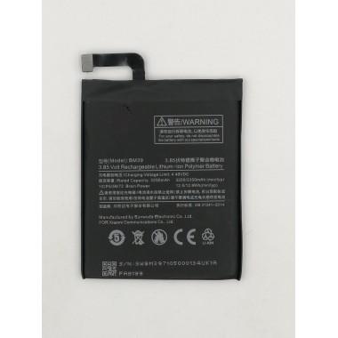 Аккумулятор для Xiaomi Mi6 BM39