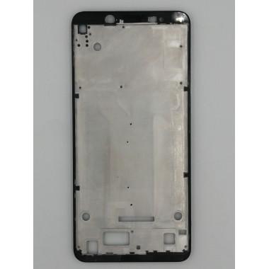 Рамка дисплея для Xiaomi Redmi Note 4X Черная