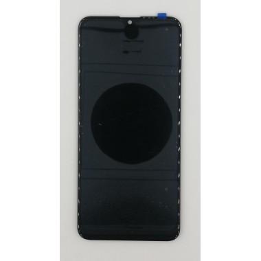 Дисплей (Модуль) для Realme C2/OPPO A1K в сборе с тачскрином Черный