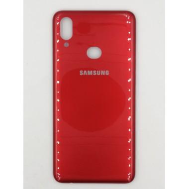 Задняя крышка для Samsung Galaxy A10s (SM-A107F) Красный