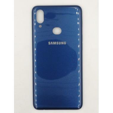 Задняя крышка для Samsung Galaxy A10s (SM-A107F) Синий