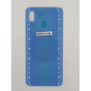 Задняя крышка для Samsung Galaxy A40 (SM-A405F) Синий