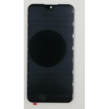 Дисплей (Модуль) для Samsung Galaxy A01 (SM-A015F) в сборе с тачскрином Черный (Узкий коннектор)