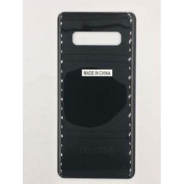 Задняя крышка для Samsung Galaxy S10 Plus (SM-G975F) Черный