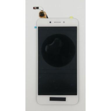 Дисплей (Модуль) для Huawei Honor 6A в сборе с тачскрином Белый
