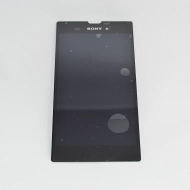 Дисплей (Модуль) для Sony Xperia T3 (D5102/D5103/D5106) в сборе с тачскрином Черный