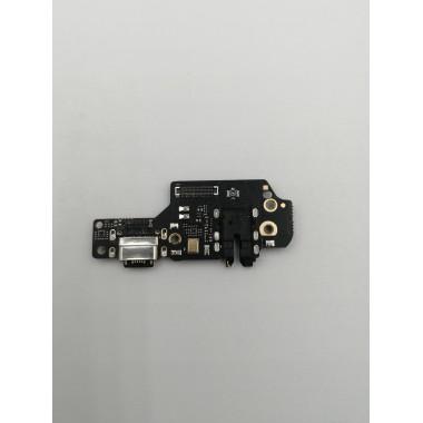 Шлейф для Xiaomi Redmi Note 8 плата системный разъем/разъем гарнитуры/микрофон