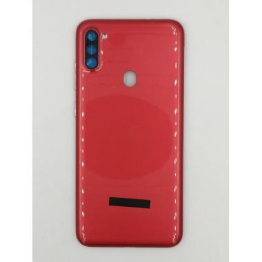 Задняя крышка для Samsung Galaxy A11 (SM-A115F) Красный