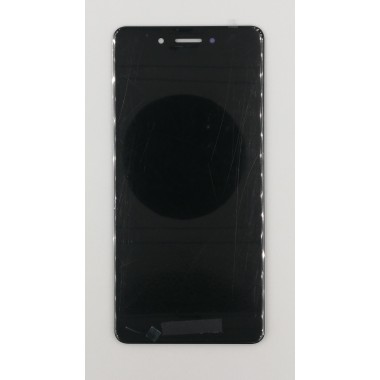 Дисплей (Модуль) для Huawei Honor 6C в сборе с тачскрином Черный