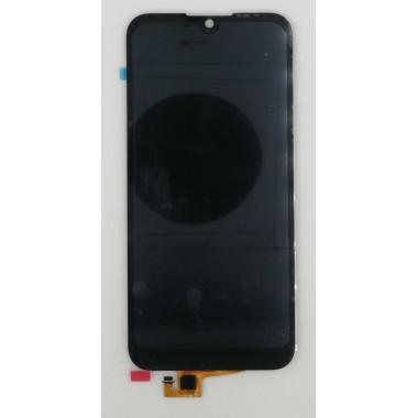 Дисплей (Модуль) для Huawei Y5 2019/Honor 8S/Honor 8S Prime (Rev 2.2) в сборе с тачскрином Черный