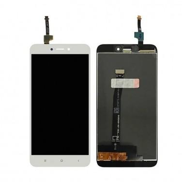 Дисплей (Модуль) для Xiaomi Redmi 4X в сборе с тачскрином Белый