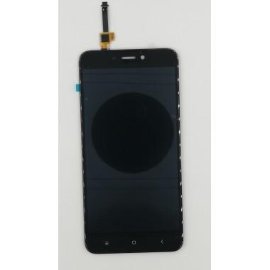 Дисплей (Модуль) для Xiaomi Redmi 4X в сборе с тачскрином Черный