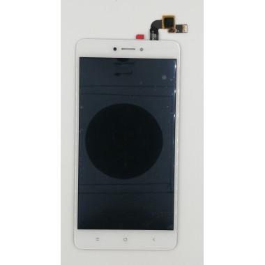 Дисплей (Модуль) для Xiaomi Redmi Note 4X/Note 4 Global Version в сборе с тачскрином Белый