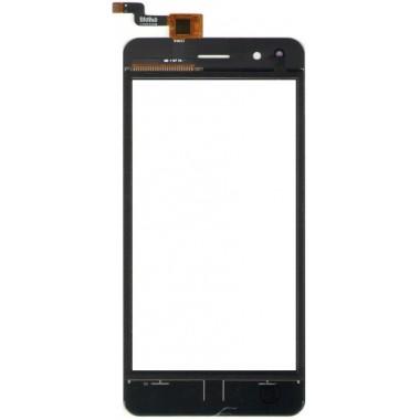 Тачскрин для Micromax Q424 Bolt Selfie Черный