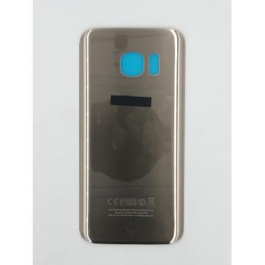 Задняя крышка для Samsung Galaxy S7 G930F Золото