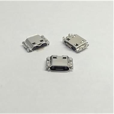 Разъем для Samsung i8910/i9000/i9001/i9003/i9010/i9020/i9023/S5260/S5350/S5530/S5660 (microUSB 7pin)