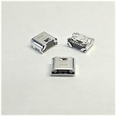 Разъем для Samsung i9082/i8552/i9152/SM-T100/i9060 (microUSB 7pin)