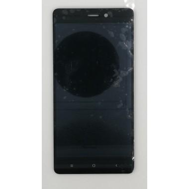 Дисплей (Модуль) для Xiaomi Redmi 3/Redmi 3S/Redmi 3 Pro в сборе с тачскрином Черный