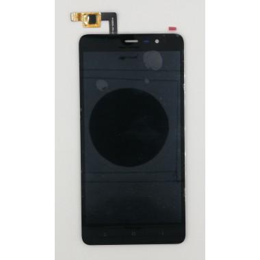 Дисплей (Модуль) для Xiaomi Redmi Note 3/Note 3 Pro в сборе с тачскрином Черный