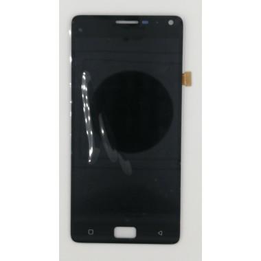 Дисплей (Модуль) для Lenovo Vibe P1 в сборе с тачскрином Черный