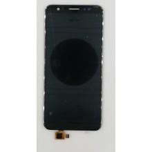 Дисплей (Модуль) для Asus ZenFone Max M1 ZB555KL в сборе с тачскрином Черный