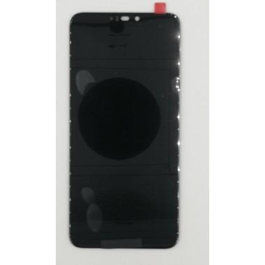 Дисплей (Модуль) для Huawei Honor 8C в сборе с тачскрином Черный