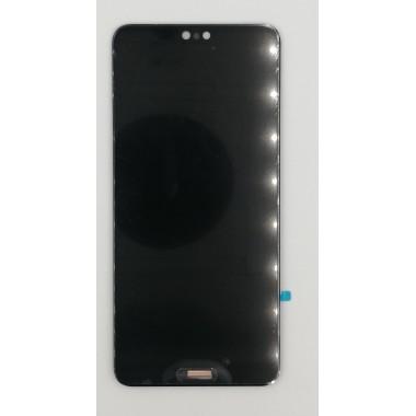 Дисплей (Модуль) для Huawei P20 в сборе с тачскрином Черный