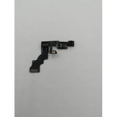 Шлейф для Apple iPhone 6 Plus на переднию камеру + светочуствительный элемент + микрофон