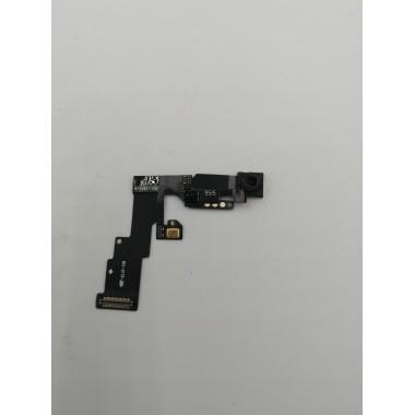 Шлейф для Apple iPhone 6 на переднию камеру + светочуствительный элемент + микрофон