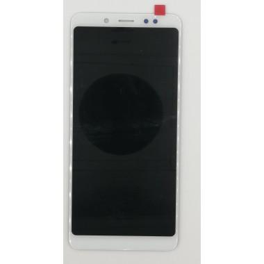 Дисплей (Модуль) для Xiaomi Redmi Note 5/Note 5 Pro в сборе с тачскрином Белый