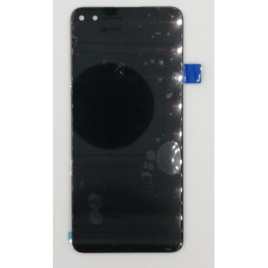 Дисплей (Модуль) для Huawei Honor View 30 Pro в сборе с тачскрином Черный