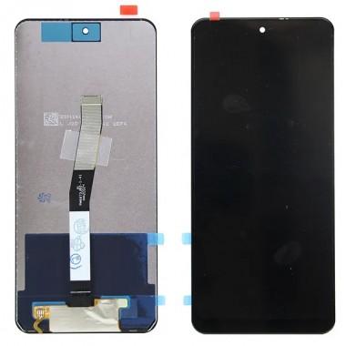 Дисплей (Модуль) для Xiaomi Redmi Note 9S/Note 9 Pro в сборе с тачскрином Черный