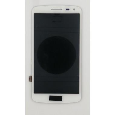 Дисплей (Модуль) для LG K5 (X220DS) в сборе с тачскрином Белый