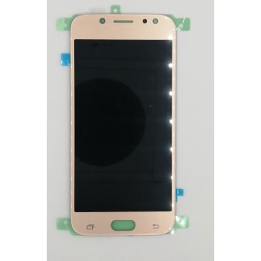 "Дисплей (Модуль) для Samsung Galaxy J5 2017 (SM-J530F) в сборе с тачскрином Золото - 5,0"" (AMOLED)"