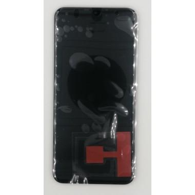 Дисплей (Модуль) для Samsung Galaxy A50 (SM-A505F) в сборе с тачскрином и рамкой Черный - Оригинал