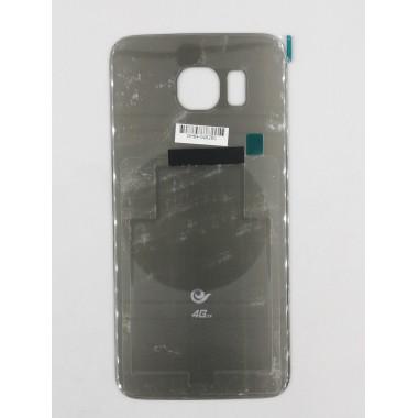 Задняя крышка для Samsung Galaxy S6/S6 Duos (SM-G920F/SM-G920FD) Золото