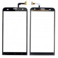 Тачскрин для Asus ZE550ML (ZenFone 2) Черный