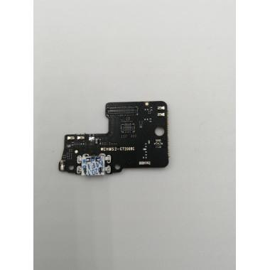 Шлейф для Xiaomi Redmi S2 плата на системный разъем/микрофон