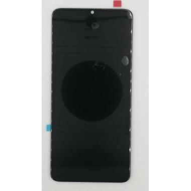 Дисплей (Модуль) для Xiaomi Redmi Note 8 Pro в сборе с тачскрином Черный