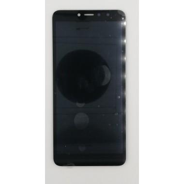 Дисплей (Модуль) для Xiaomi Redmi S2 в сборе с тачскрином Черный